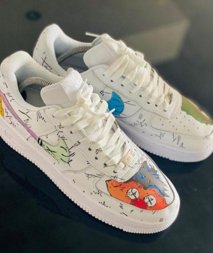 VLONE Custom Shoes