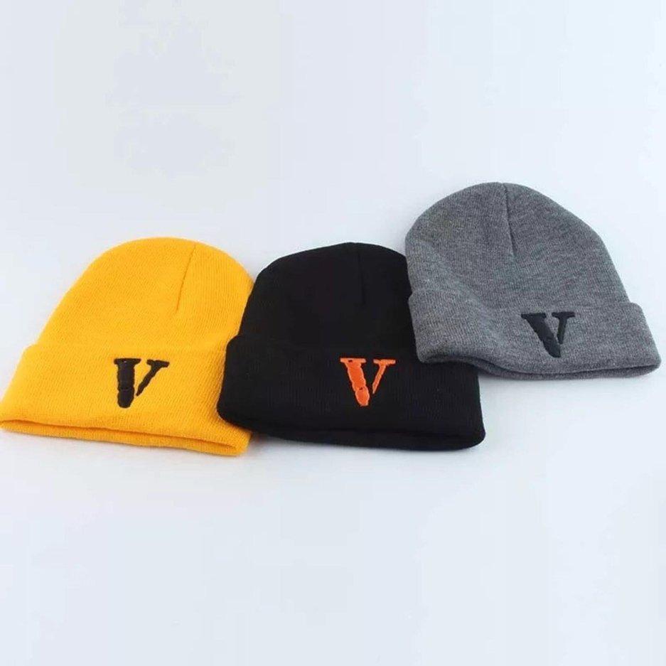 VLONE Multicolor Beanie Hat