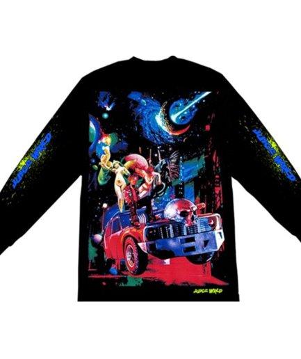 Juice WRLD X Vlone Cosmic Sweatshirt-Front
