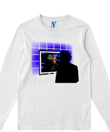 Juice Wrld x XO x Vlone Reflect Sweatshirt-Front