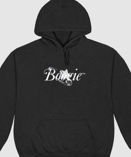 Pop Smoke Boogie Black Hoodie