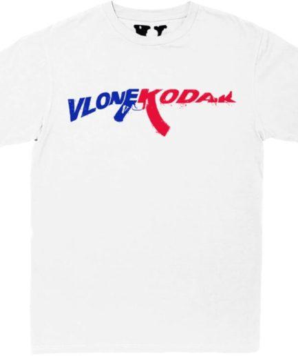 Kodak-Black-x-Vlone-47-White-T-Shirt-Front-1024x731