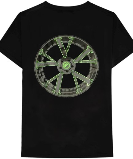 Vlone Forgiato Black T-Shirt