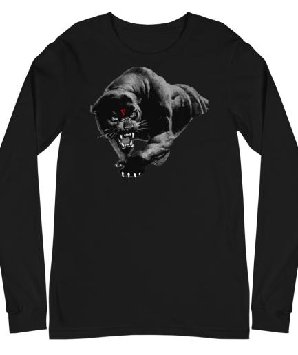 Vlone Black Panther Sweatshirt – Black