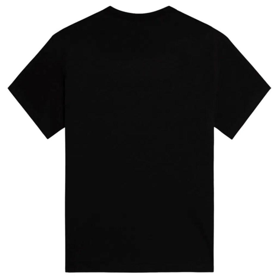 Corpse Husband Miss You! Unisex T-Shirt – Black-Back