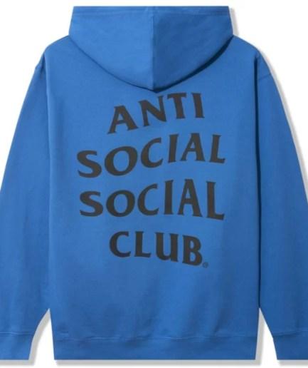 Anti Social Social Club IG Hoodie