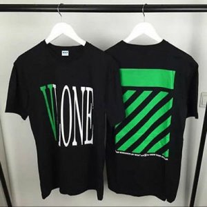 NEW VLONE Fragment Design PARKING GINZA FRIENDS TEE T-Shirt