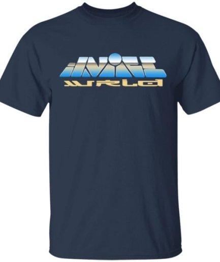 Vlone x 999 x Juice Wrld Black T-Shirt