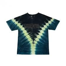 VLONE Tie Dye Black T-Shirt