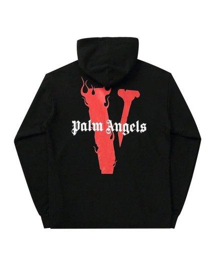VLONE Palm Angel Hip Hop Hoodie