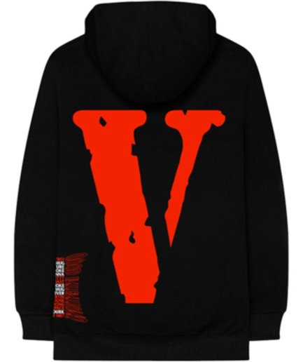 Vlone Bad Habits But Good Intentions Hoodie