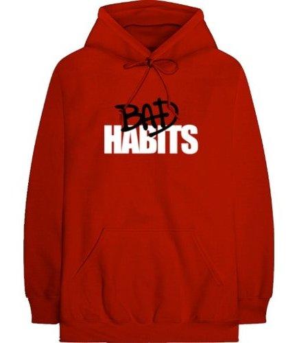 VLONE Nava Bad Habits Pullover Hoodies