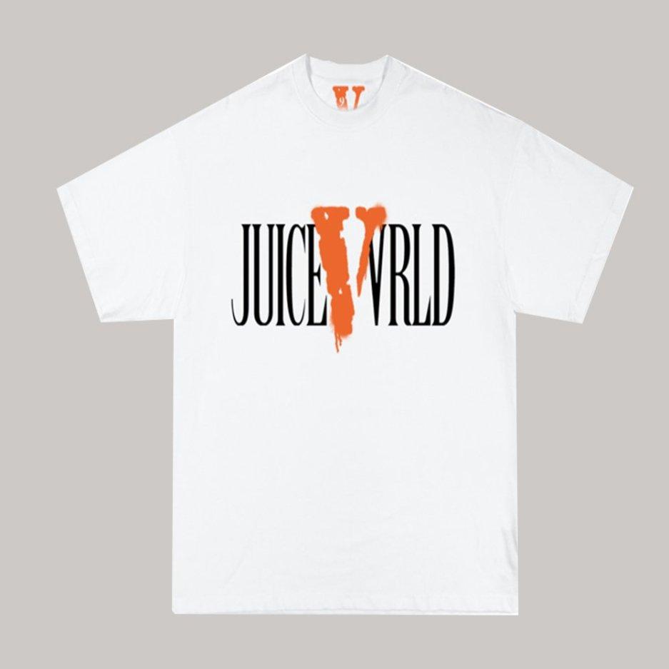 Juice Wrld x Vlone White T-Shirt