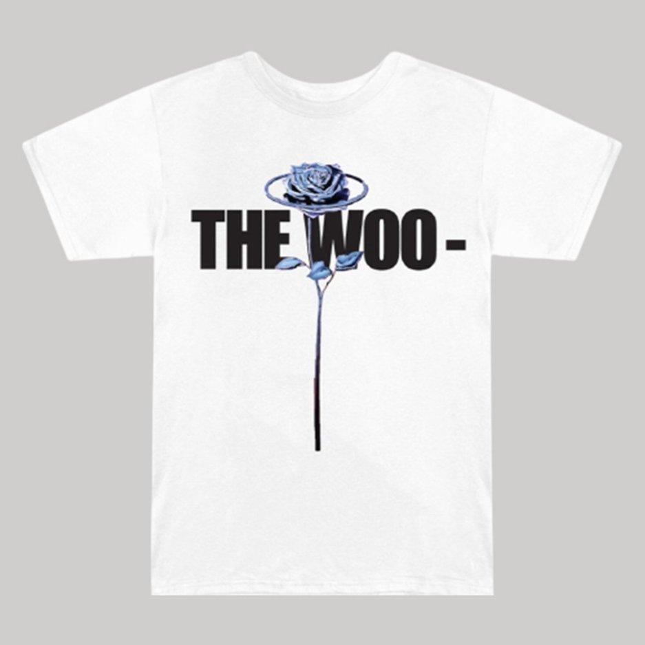 VLONE x Pop Smoke The-Woo White T-Shirt