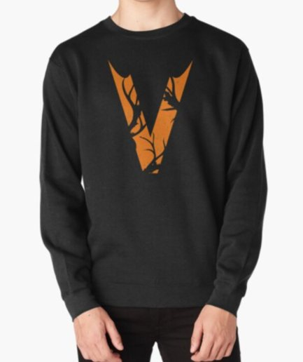 Unisex Print Crewneck Sweatshirts