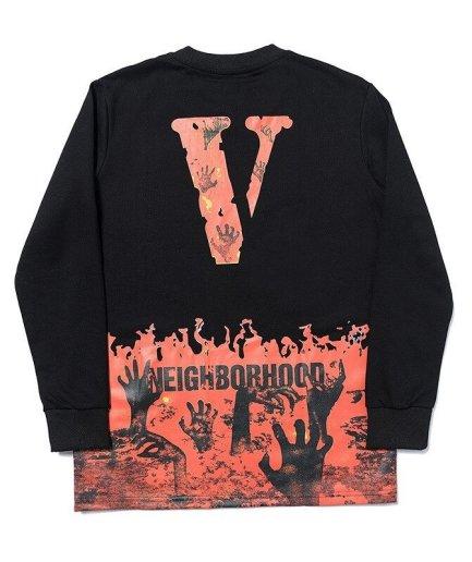 Vlone x Neighborhood Crewneck sweatshirt