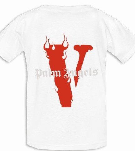 VLONE Palm Angels White T-Shirt