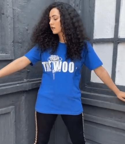 VLONE x Pop Smoke The Woo Blue T-Shirt
