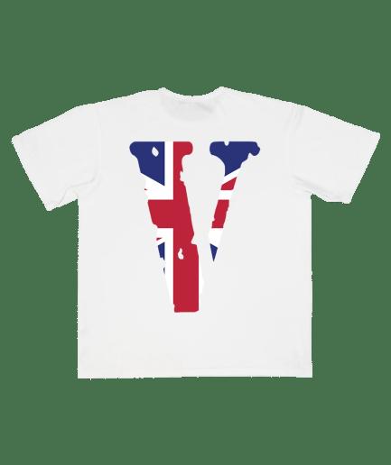 FRIENDS – UK T-SHIRT- WHITE