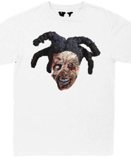 Kodak Black x Vlone Zombie White T-Shirt