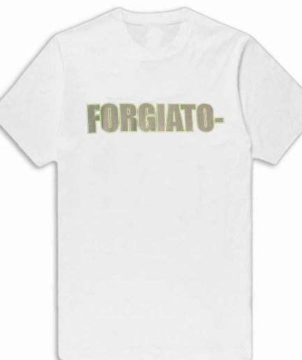 Vlone Forgiato White T-Shirt