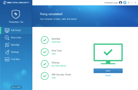 360 Total Security 10.2.0.1068 Activation Code
