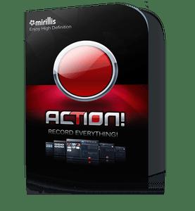 Mirillis Action 4.13.1 Crack With Keygen (Full Version) 2021