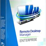 Remote Desktop Manager Enterprise 2020.2.20.0 Crack with Keygen