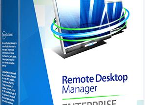 Remote Desktop Manager Enterprise 2020.2.16.0 Crack with Keygen