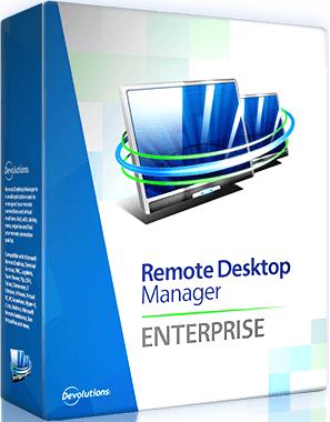 Remote Desktop Manager Enterprise 2020.2.18.0 Crack with Keygen
