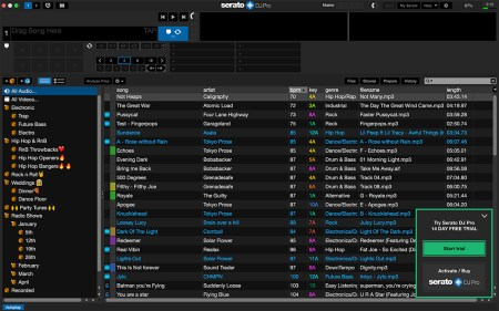 Serato DJ Pro 2.0.4 Crack