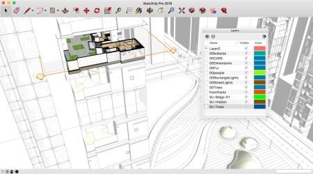 SketchUp Pro 2020 Crack v20.2.172 + License Key (x86/x64) Download