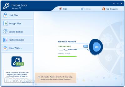 Folder Lock 7.7.6 Crack Full Serial Key Free Download