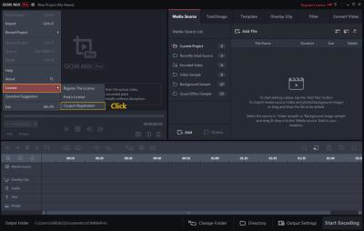 GOM Mix Pro 2.0.4.1 License Key + Crack Full Free Download