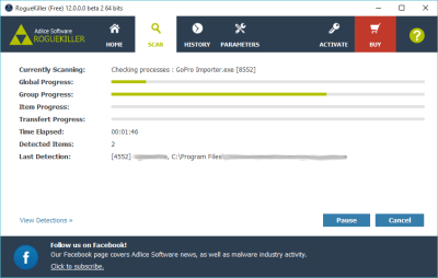 RogueKiller Crack 14.8.2.0 Keygen Full Version [ New ] 2021