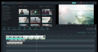Wondershare Filmora 8.7.0.2 Crack Full Serial Key Latest