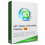 HD Video Converter Factory Pro 19.1 Crack With Keygen 2020