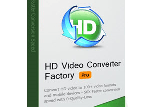 HD Video Converter Factory Pro 18.9 Crack + Activation Key 2020
