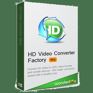 HD Video Converter Factory Pro 22.1 Crack + Serial Keygen 2021