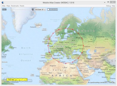 Mobile Atlas Creator 2.1.0 Full Mac Free Download