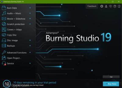 Ashampoo Burning Studio 21.6.1.63 Crack + Activation Key 2020