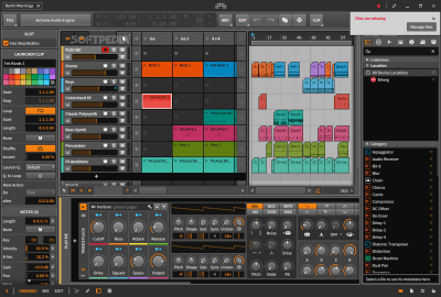 Bitwig Studio 2.5.0 Crack Plus Serial Number Free Version