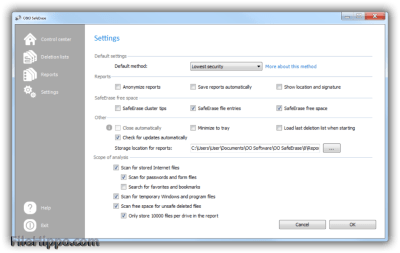 O&O SafeErase Professional 16.1.61 Crack With Serial Key 2021