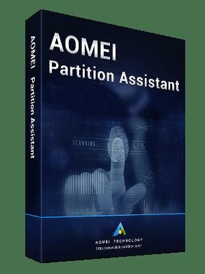 AOMEI Partition Assistant Standard Edition 7.5 Keygen