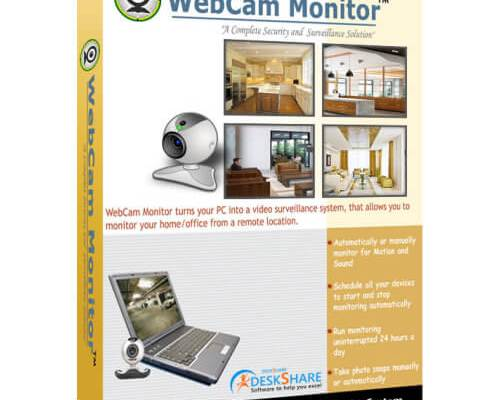 WebCam Monitor Pro 6.25 Crack With Serial Number 2020