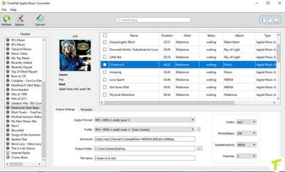 TuneFab Spotify Music Converter 2.4.2 Activation Key + Crack Download