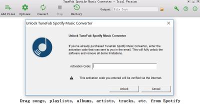 TuneFab Spotify Music Converter 2.8.2 Crack Keygen Free Full