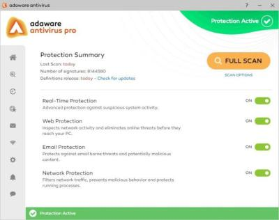 Adaware Antivirus Pro Crack 12.9.1253.0 + Activation Key Free Download