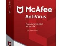 McAfee Antivirus 2019 Keygen With Crack Full Free Download