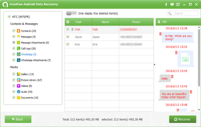 FonePaw Android Data Recovery 3.7.0 Crack Plus Activation Code 2020